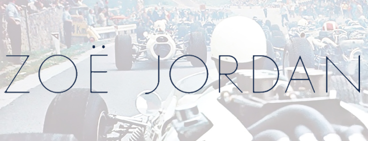 ZJ logo racing